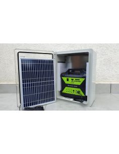 Kit solar Qsmart pentru...