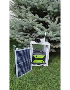 Kit solar Qsmart PRO, Panou...