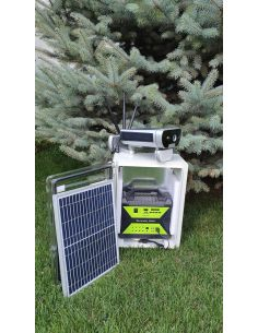 Kit solar Qsmart Ultra,...