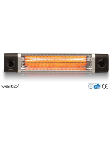 Incalzitor Veito CH2500TW 2,5kW,...