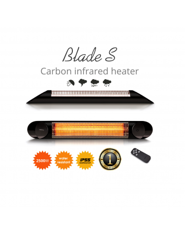 Incalzitor Veito Blade S 2,5kW,...